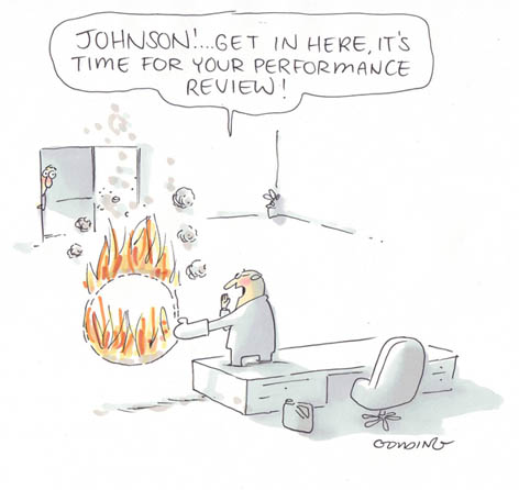 The Dumbing Down Of Performance Reviews | Continuing The Conversation